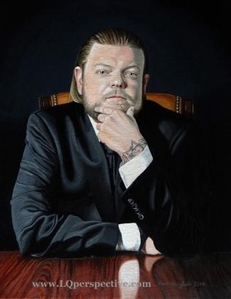 Corey Harrison Portrait