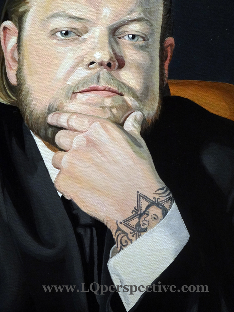 Corey Harrison Detail