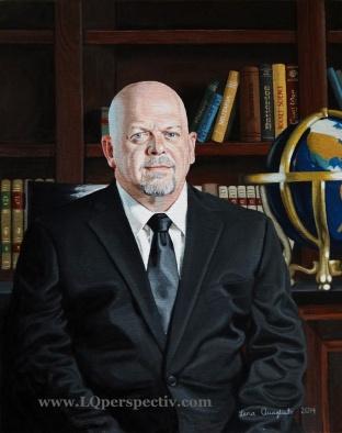 Rick Harrison Portrait